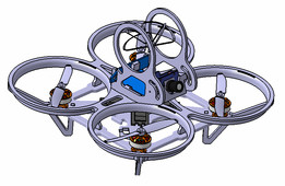 ZT100 brushless Quadcopter