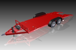 Car Trailer (Dovetail)