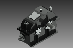 Two Stage Reduction Gearbox
