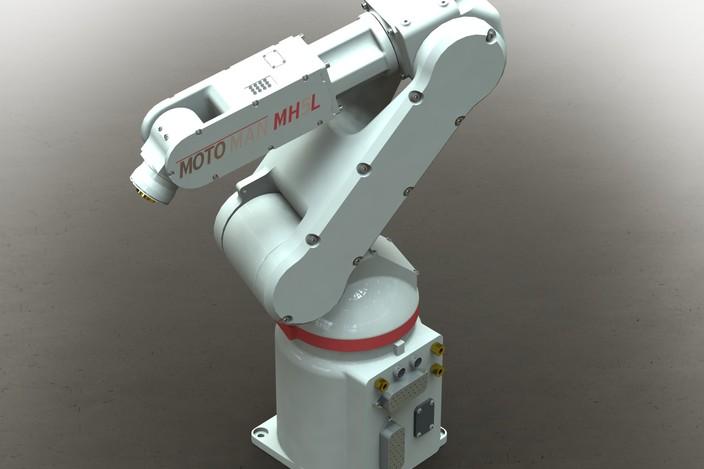 MOTOMAN robot model MH5L