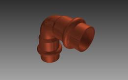 Viega 291501 (15mm) profipress fitting
