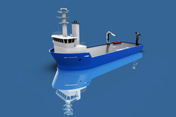 Cargo ship B by CGPdesign team
