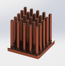 Enzotech BMR-C1 Forged Copper Heatsink