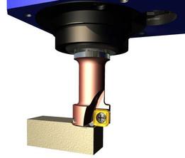 Cap de frezat (Milling unit)
