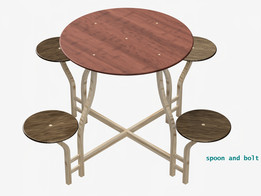 stool - Recent models | 3D CAD Model Collection | GrabCAD