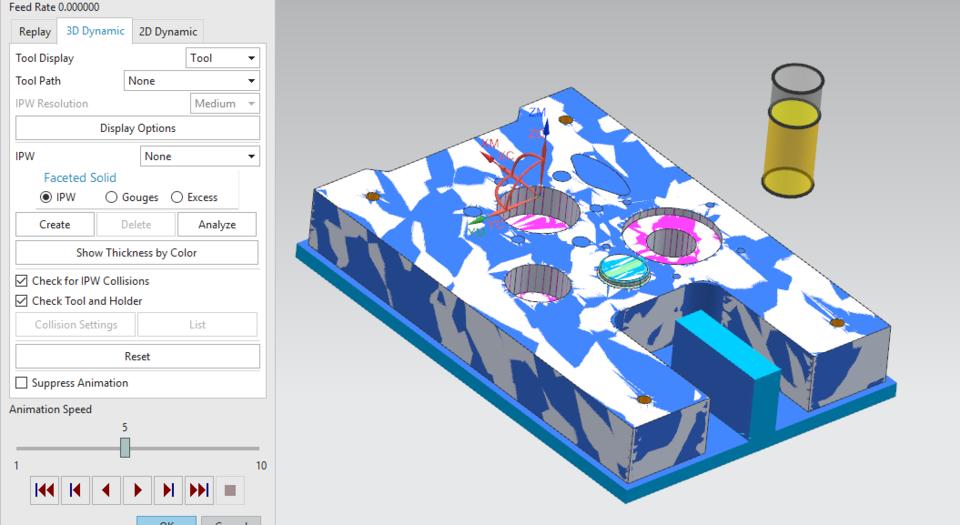 Siemens NX CAM Works #04 | 3D CAD Model Library | GrabCAD