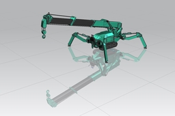 Mini Crawler Crane