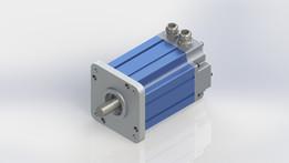 Torque Systems T1102R0100 Servo Motor
