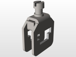 Connection terminal block - AK 4 - 0404017