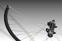 Bicycle wheel_offroad_622_disc_w_freewheel