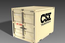 Shipping Container, Conex