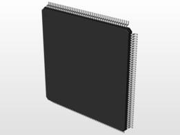 LQFP 176, 24 x 24 mm