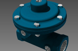Gas Control Valve Wellmark 1010 Series