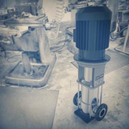 Grundfos CRN 15 Pump