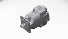 Hydraulic Variable Axial Piston Pump