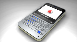 Cell Phone (Vodafone 555)