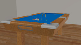 3D Pooltable