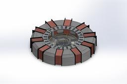 Iron Man ARC reactor v1.0