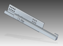 BLUM 551H3101 - TANDEM runner system