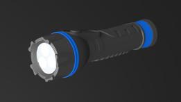 SOLIDWORKS, flashlight - Recent models | 3D CAD Model