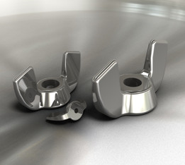 Wing Nuts - 52 Sizes
