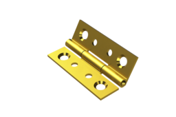 Brass 40mm Hinge