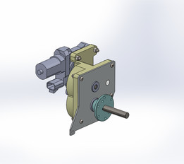 FIRST Robotics Window Motor Gearbox 2 Stage