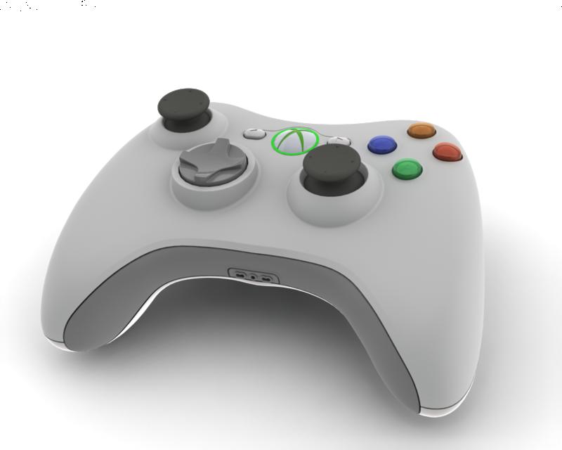 xbox 360 controller sketch - photo #27