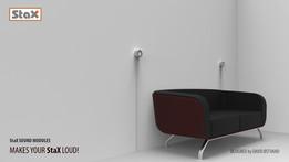 StaX Design 12 Speakers