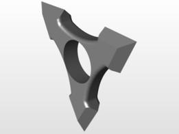 Triangular Hand Spinner