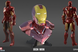 Iron Man Mark 2 Bust