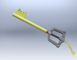 KIngdom Key (KeyBlade)