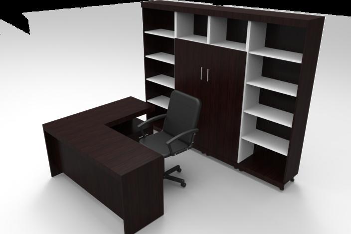 Office furniture step iges solidworks other 3d cad for 3d table design