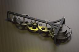 Mehanizam zidnog sata