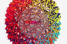 Colour Shift Pebble