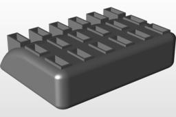 Customizable USB Holder