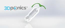 Spout V1 (Bottle Cap) - 3Dponics Gardening Tools