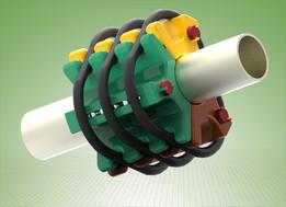 Big RepRap linear bearing (printable)
