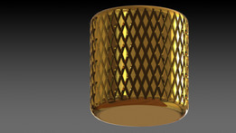 The Golden Knurl