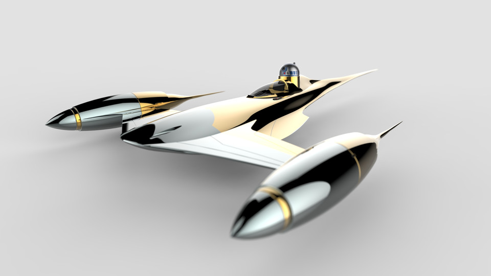 naboo - Recent models | 3D CAD Model Collection | GrabCAD ...