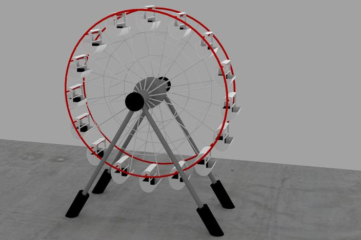 Ferris Wheel Projects Ferris Wheel a Miniature One