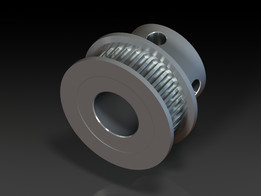 Pulley GT2 32 teeth 10mm bore