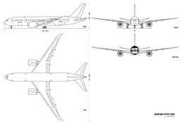 Design of Boeing 787