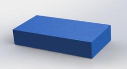 LEGO - flat tile 2x1