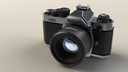 Nikon FM2/n Film Camera