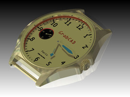 Boitier pour calibre ETA6497