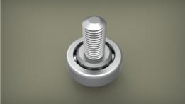 3D Printing Fastener (Bolt Bearing)