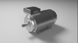 ABB Motor 355kw 4 Pole