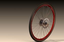 """26"""" Rear Wheel (559-25)"""