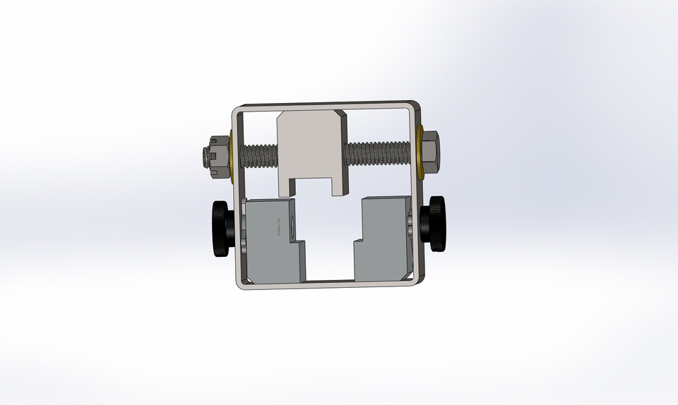 Sight pusher tool | 3D CAD Model Library | GrabCAD